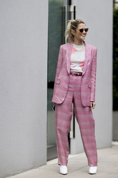 The Best Street Style At Milan Fashion Week AW18- ellemag