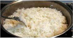 Mangia riso tutti i giorni e guarda cosa succede al tuo corpo dopo 1 settimana