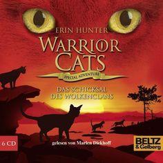 Hörbuch: Warrior Cats - Special Adventure. Das Schicksal Des Wolkenclans  Von Erin Hunter, Audiobooki w języku niemieckim