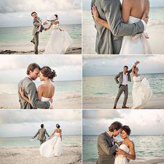 AMAZING pictures! melia punta cana wedding photographer. {eva + andrius} Take…