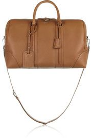 GivenchyLucrezia weekend bag in tan leather