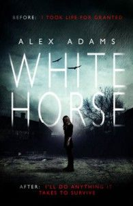 White Horse cover. Pretty cover, pretty prose, ugly world.