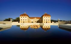 Schloss Hof in Lower Austria, Austria Austria, Heart Of Europe, Town Hall, In The Heart, All Over The World, Palace, Castle, Tower, Spaces