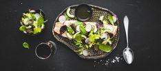 Salaatilla kuorrutettu nieriä | Pääruoat | Reseptit – K-Ruoka Tacos, Mexican, Ethnic Recipes, Food, Essen, Meals, Yemek, Mexicans, Eten