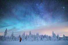 フィンランドの冬景色に、ただただ癒される。 | TABI LABO