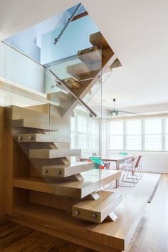 6 Super Sleek Staircases | Dwell