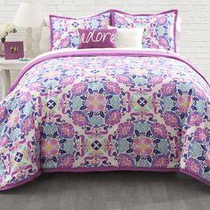 Marrakesh Comforter Set by Seventeen & Reviews | Joss & Main