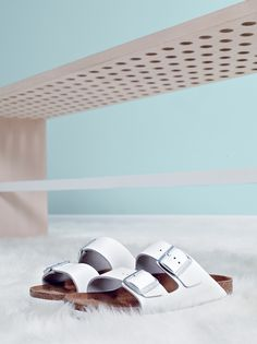 J.Crew Collection Birkenstock® for J.Crew Arizona sandals.