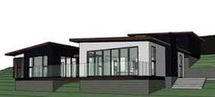 Image result for mono pitch roof