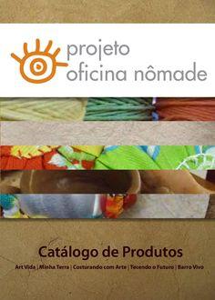 Catálogo Oficina Nômade  Catálogo das oficinas de design e artesanato na região de Ribeirão Preto/SP
