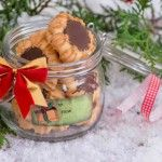 12 Christmas Food Ideas in Jars and Mugs - A Pinch of This, a Dash of That