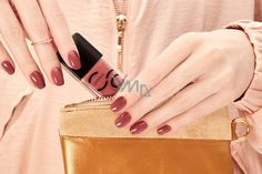 Catrice ICONails Gel Lacque 10 Rosywood Hills