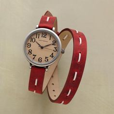 STITCHES IN TIME WRAP WATCH