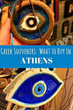 Top Greek Souvenirs: What to Buy in Athens - Travel Greece Travel Europe