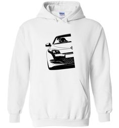awesome Renault Megane RS Best Shirt Design Unisex hoodie