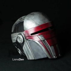 Star Wars Helmet Darth Revan Mask Prop Armor Cosplay by lionsdendc