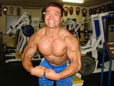 Aikawa Koichi (相川 浩一, Japanese Bodybuilder)
