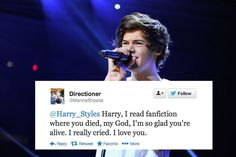 25 reasons Harry Styles will never follow you back on twitter HAHAHAHHAHA