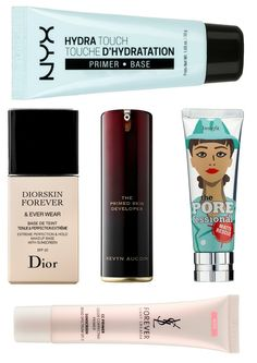 New Facial Primers to Try for Spring 2016 | http://www.musingsofamuse.com/2016/01/new-facial-primers-to-try-for-spring-2016.html