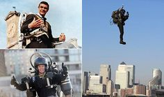 World's first commercially available jetpack is now on sale #DailyMail