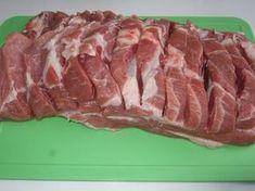 Keto Recipes, Cooking Recipes, Tasty, Yummy Food, Pork Tenderloin Recipes, Food 52, Nutella, Ham, Bacon