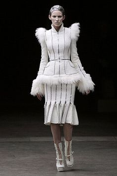 alexander mcqueen,             ~                  MUST BE FAUX THOUGH...❗️