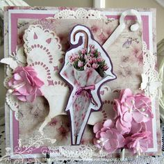 The Pretty Paper Patisserie: FABSCRAPS DESIGN TEAM REVEAL CARD -  MY FAIR LADY ...