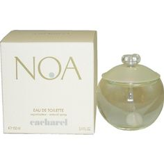 Noa By Cacharel For Women. Eau De Toilette Spray 3.4 Ounces $47.62