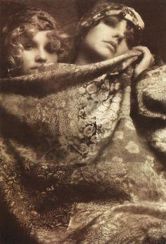 My Bohemian History hollyhocksandtulips:  Photo by Sarah Moon, 1978