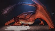 The Wyvern Artist by Khyaber on DeviantArt - Moja strona Mythical Creatures Art, Magical Creatures, Fantasy Creatures, Wings Of Fire Dragons, Cool Dragons, Historia Natural, Dragon Artwork, Dragon Design, Creature Concept