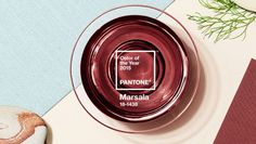 Pantone-Color of the year (2015) Marsala