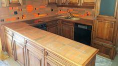 Kitchen Island, Kitchen Cabinets, Home Decor, Countertop, Modern, White People, Island Kitchen, Decoration Home, Room Decor