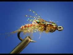 Fly Fish Food -- Fly Tying and Fly Fishing : Deep Dish Callibaetis - supply list linked up