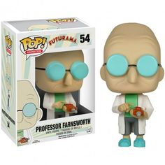 Futurama: Professor Farnsworth!