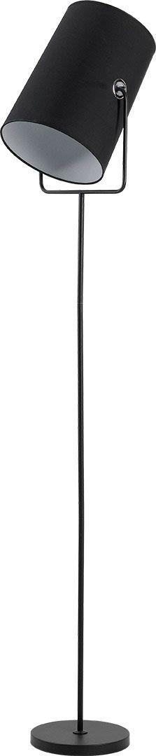 cechy i korzyści: wysoka na 172 cm lampa o okrągłej podstawie, smukły stojak dodatkowo ją wydłuża, walcowaty abażur, który można dowolnie ustawiać – w zależności od potrzeb, przypomina lampę używaną ...