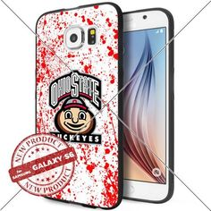 NEW Ohio State Buckeyes Logo NCAA #1423 Samsung Galaxy S6 Black Case Smartphone Case Cover Collector TPU Rubber original by SHUMMA [Blood], http://www.amazon.com/dp/B0185SIVM2/ref=cm_sw_r_pi_awdm_gJstwb1K949N2