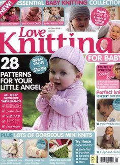 Love Knitting for Babies 2010 Kostenlos herunterladen, ausleihen und streamen Baby Knitting Free, Baby Cardigan Knitting Pattern Free, Love Knitting, Knitting Books, Knitting For Kids, Baby Knitting Patterns, Baby Patterns, Knitting Projects, Creative Knitting