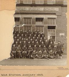 Cameronians Scottish Rifles 2nd Btn. 1915.