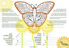 Waarom Pasen? Ruilen met de Here Jezus  Kijk voor de beschrijving bij dit blad op www.bijbelidee.nl > bijbelverhalen > Pasen