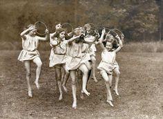 Hoop. 1920s  Kathy's Day Spa Parties!  www.KathysDaySpa.myrandf.com  www.facebook.com/KathysDaySpa