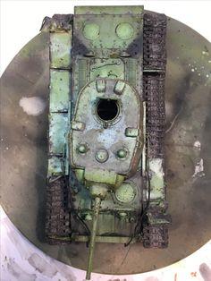 KV-1. ( meine Arbeit )