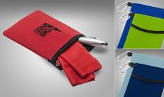 Three-piece tech set - ideal giveaway for tradeshows. #PromotionalGifts