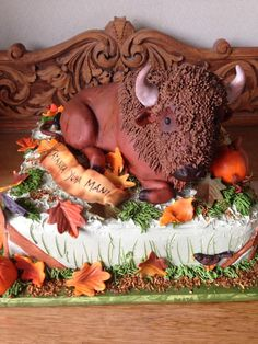 Grooms Buffalo Cake Wedding Pinterest Buffalo Cake And - Buffalo birthday cake