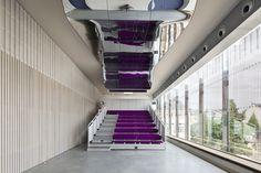 Galería de Rehabilitación y Extensión de Escuela de Música Louviers / Opus 5 Architectes - 5