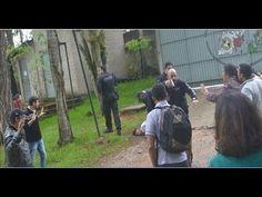 Ação da Polícia Civil na prisão de líderes do MST,veja