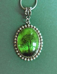 Tree necklace, $30