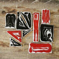 Linoprint, Printmaking, Play, Instagram, Art, Craft Art, Kunst, Printing, Graphics