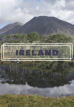 Discover the Emerald Isle, green everywhere!!