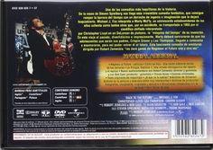 """Edición horizontal del DVD de la película Regreso al Futuro. Este producto es vendido y enviado por el propio Amazon.com,y se presenta en una caja metálica bajo el título en inglés de la película""""Back To The Future"""". Regreso al Futuro cuenta la historia del joven estudiante""""Marty McFly yel excéntrico científico""""Emmett Brown"""" al que """"Marty MacFlye"""" […]"""