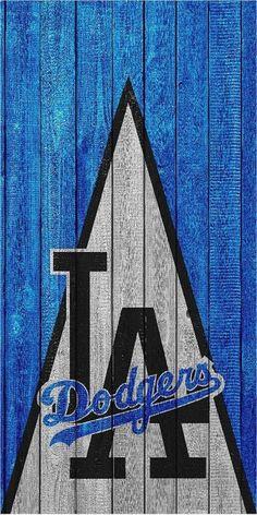 Cornhole Wrap Los Angeles Dodgers - V Blue Los Angeles Dodgers Logo, Baseball Wallpaper, Cornhole Wraps, Blue Wallpaper Iphone, Dope Wallpapers, Dodgers Baseball, Basketball Art, Kansas City Royals, Atlanta Braves